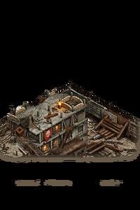 Bandit base 4-top