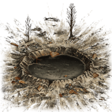 Crater toxic