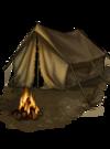 Camp (icon)