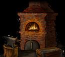 Blacksmithing skill