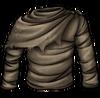 Winding jacket