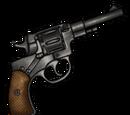 Nagant Revolver