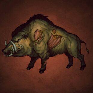 Rad boar