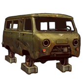 Disassemble uaz452