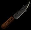 Iron knife
