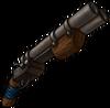 Homemade rifle