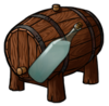 Barrel moonshine