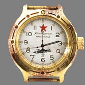 Commander's Watch gold