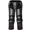 Steel leg armor