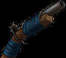 Handmade pistol