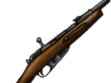 Mosin sawn-off shotgun