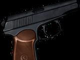 Makarov handgun