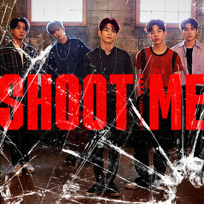 DAY6 - Shoot Me Youth digital cover
