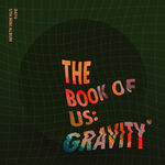 DAY6 - The Book of Us Gravity cover