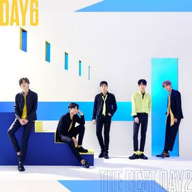 DAY6 - THE BEST DAY2 regular cover