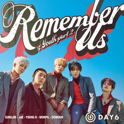 DAY6 - Remember Us Youth Part 2 cover