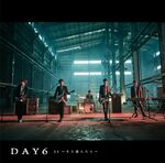 DAY6 - If Mata Aetara CD only cover