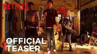 Daybreak Official Teaser Netflix