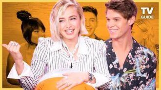 Netflix's Daybreak Stars Play Ball Colin Ford, Sophie Simnett
