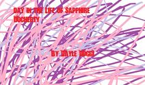 Day life of sapphire docherty