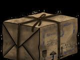 Закрытая посылка