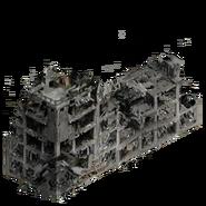 Многоэтажные руины1