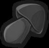 Чёрный гриб (старый)