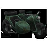 Мотоцикл (старый)