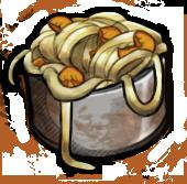 Макароны с грибами (старые)