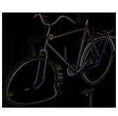 Сломанный велосипед