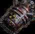 Часть ядерного реактора