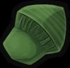 Зелёный гриб (старый)