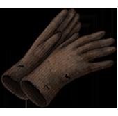 Обычные перчатки