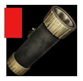 Карманный фонарик (разряжен)