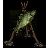 Сушилка (Свежая рыба)