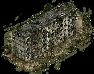 Пятиэтажные