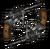 Револьвер Наган (ПАРНЫЕ)