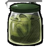 Солёные огурцы (старые)