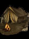 Лагерь (иконка)