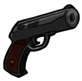 Пистолет Макарова (старый)