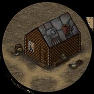 Лагерь (деревянный дом)