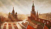 Москва до разрушения