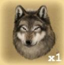 Wolf 6 lvl