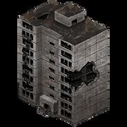 Уцелевший дом (старый) 3