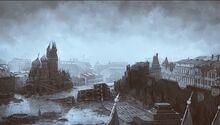 Москва событий, описанных в игре