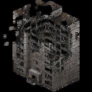 Многоэтажные руины2