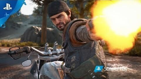 Days Gone – Story Trailer PS4