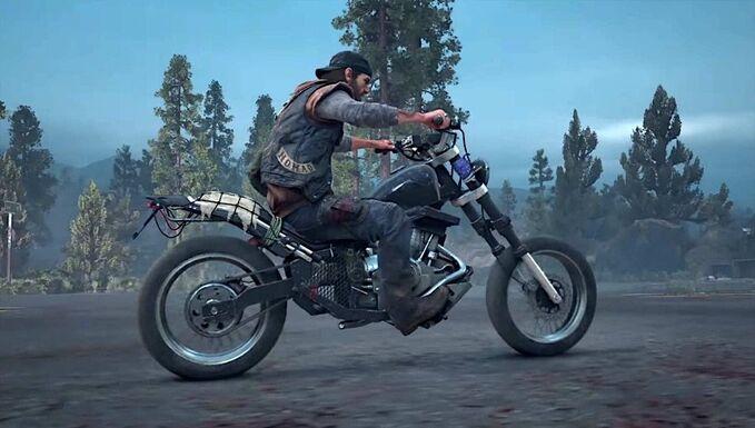 Bike hover