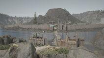 Wizard island gates