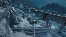 Cascade ambush camp